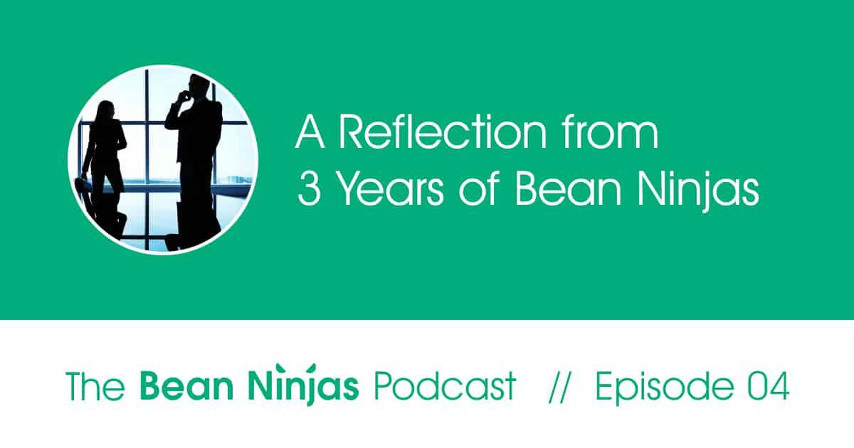3 Years of Bean Ninjas