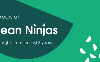Celebrating 3 Years at Bean Ninjas