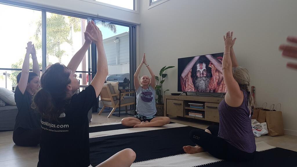 BN Team Yoga