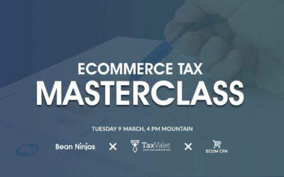 eCommerce Masterclass: US Taxes Explained
