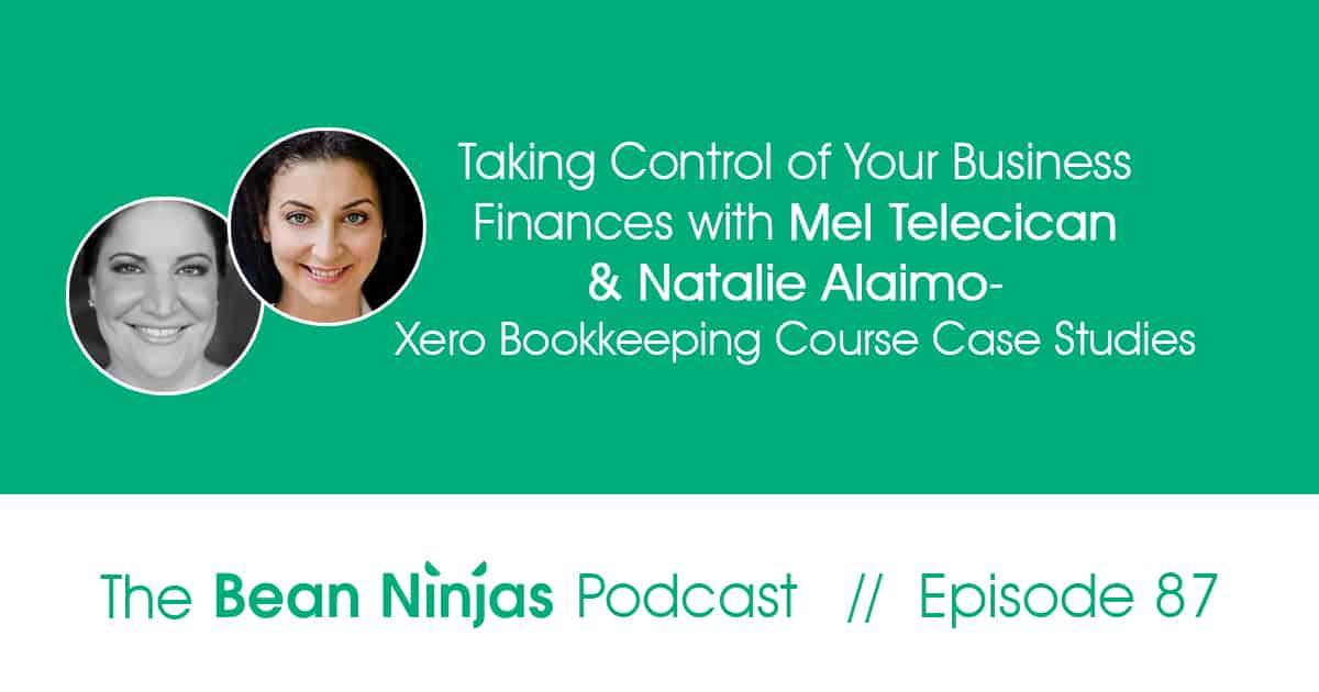 Xero Bookkeeping Course Case Studies