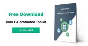 free xero ecommerce toolkit