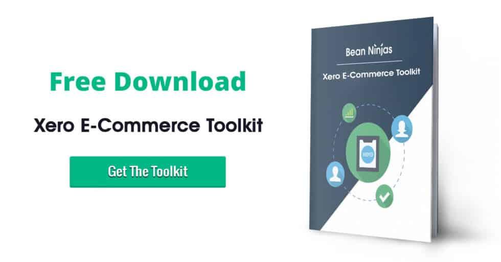 xero toolkit ecommerce