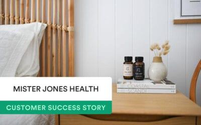 How Jase Daemar Made Mister Jones Health a Family-first Business