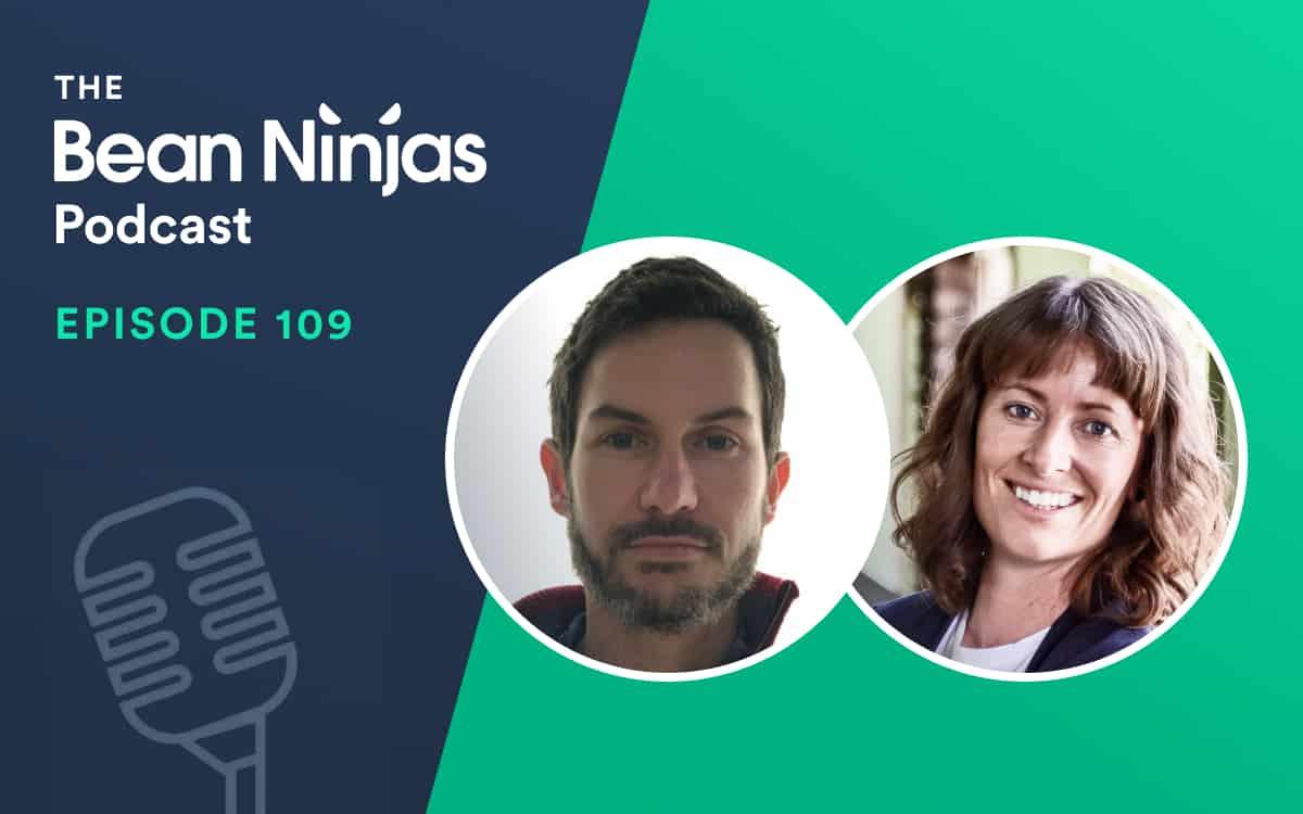 Bean Ninjas Podcast Ep 109:
