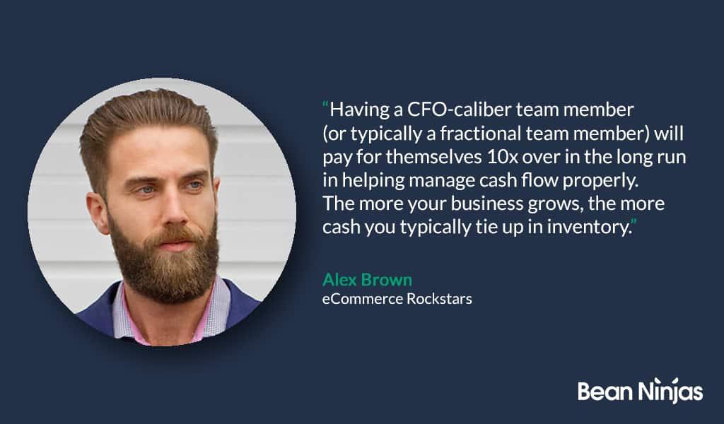 Alex Brown of eCommerce Rockstars